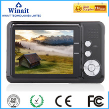 Hot sell Freeshipping 18MP(4896 x 3672) 8X Digital Zoom Digital Camera Mini Cameras Portable Camcorder with 5.0MP CMOS Sensor