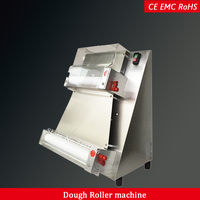 Электрическая машинка для раскатки теста 110 V 220 V 16 inch тестовальцовочная машина для пиццы CE RoHS машина для теста для пиццы машина для приготов