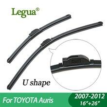 цена на 1 set Wiper blades for Toyota Auris (2007-2012), 16