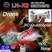 2.4G 4CH Gyro RC Quadrocopter Remote Radio Control Quadcopter Helicopter RC Drone with GYRO 3D roll with Camera  toy
