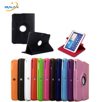2017 New 360 Rotating Case For Samsung Galaxy Tab 3 10 1 Inch P5200 P5220 P5210