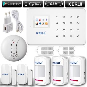 Kerui g18 english russian voice gsm autodial home security alarm system ios app android app sensor.jpg 350x350