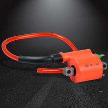 Nibbi Racing Parts Universal Motorcycle High Pressure Ignition Coil for GY6 Scooter 125CC 150