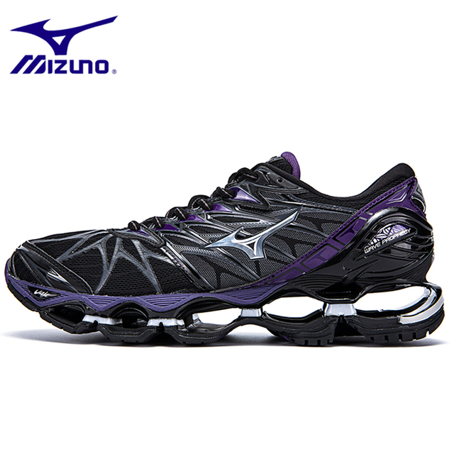 size 40 ac193 4ba54 Original Mizuno Wave Prophecy 7 Professional Women Shoes New Running Shoes  3 Colors Women Weightlifting Shoes Size 36-41