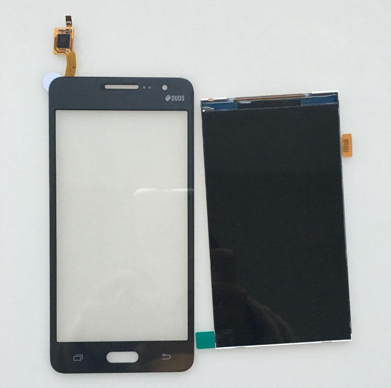 Prix pour Noir Pour Samsung Galaxy Grand Prime G530H G530F DUOS Tactile digitizer Écran + Écran lcd