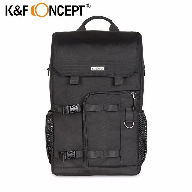 K F CONCEPT Professional Casual Modern Camera Backpack Case for Canon and  all DSLR Digital Cameras for