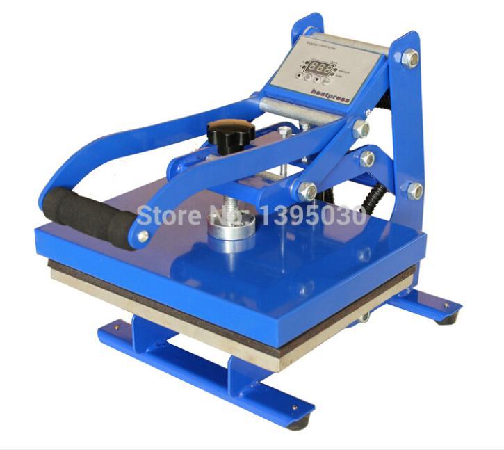 1 pcs 23X30CM small heat press machine (HP230A ) 15 15cm heat press machine digital controller pressing machine hp230a