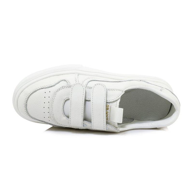 Femmes Blanc Printemps Taille Vulcanisé Rond Vacances Club Nouveau De Plein 2019 Mode Taoffen Chaussures 3539 Bout En Air Youngs Rencontres mwN80n