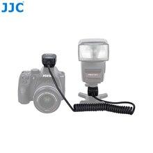 JJC 1.3 m TTL Off Camera Flash Cords Flitsschoen Sync Afstandsbediening Kabel voor PENTAX Speedlite AF160FC/AF540FGZ II/AF540FGZ/AF360FGZ II