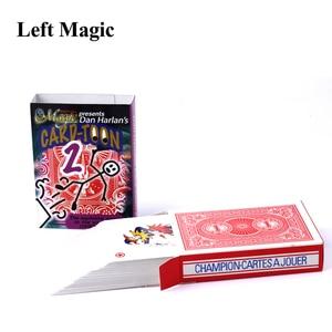 Image 5 - Sprite jeu de dessin animé, accessoires pour trouver la carte de dessin animé, carte Close Up, tour magique, Animation magique
