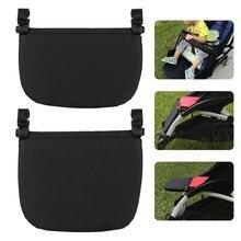 Baby Carriage Feet Extend Footboard For Babyzen Yoyo+ Yoya BabyTime Stroller Extend Footrest Pedal Baby Stroller Accessories недорого