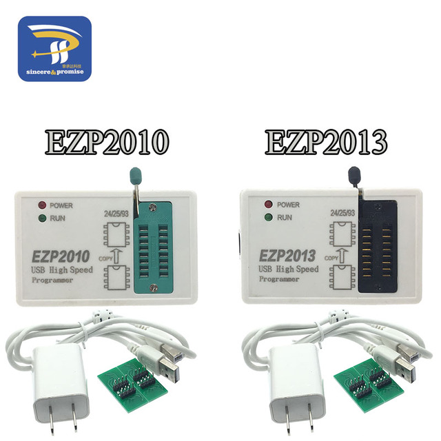 US $10 5 |EZP2013 Update from EZP2010 high speed USB SPI Programmer 24 25  93 EEPROM 25 flash bios chip support WIN7 WIN8-in Integrated Circuits from