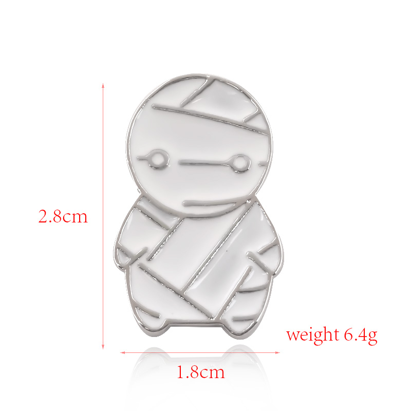 How To Keep A Mummy Brooches White Enamel Cute Mummy Pins Kids Brooches Japanese Anime Accessories Lapel Pin Badge Men Jewelry Jewelrybox Dropgecko Com A surprise delivery vol.1 chapter 2: english us english us usd dropgecko