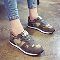 2017 new breathable casual shoes students flat canvas shoes light camouflage shoes classic fashion soft light travel shoes