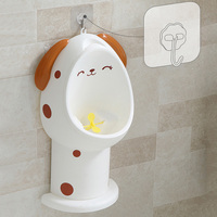 Infant Toddler Wall Mounted Hook Potty Toilet Training Children Stand Vertical Urinals Boys Pee Toilet for Boy Urinal Baby Boy