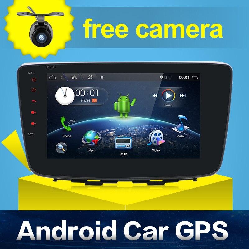Quad Core Android 7 1 font b Car b font GPS Navigation font b Car b