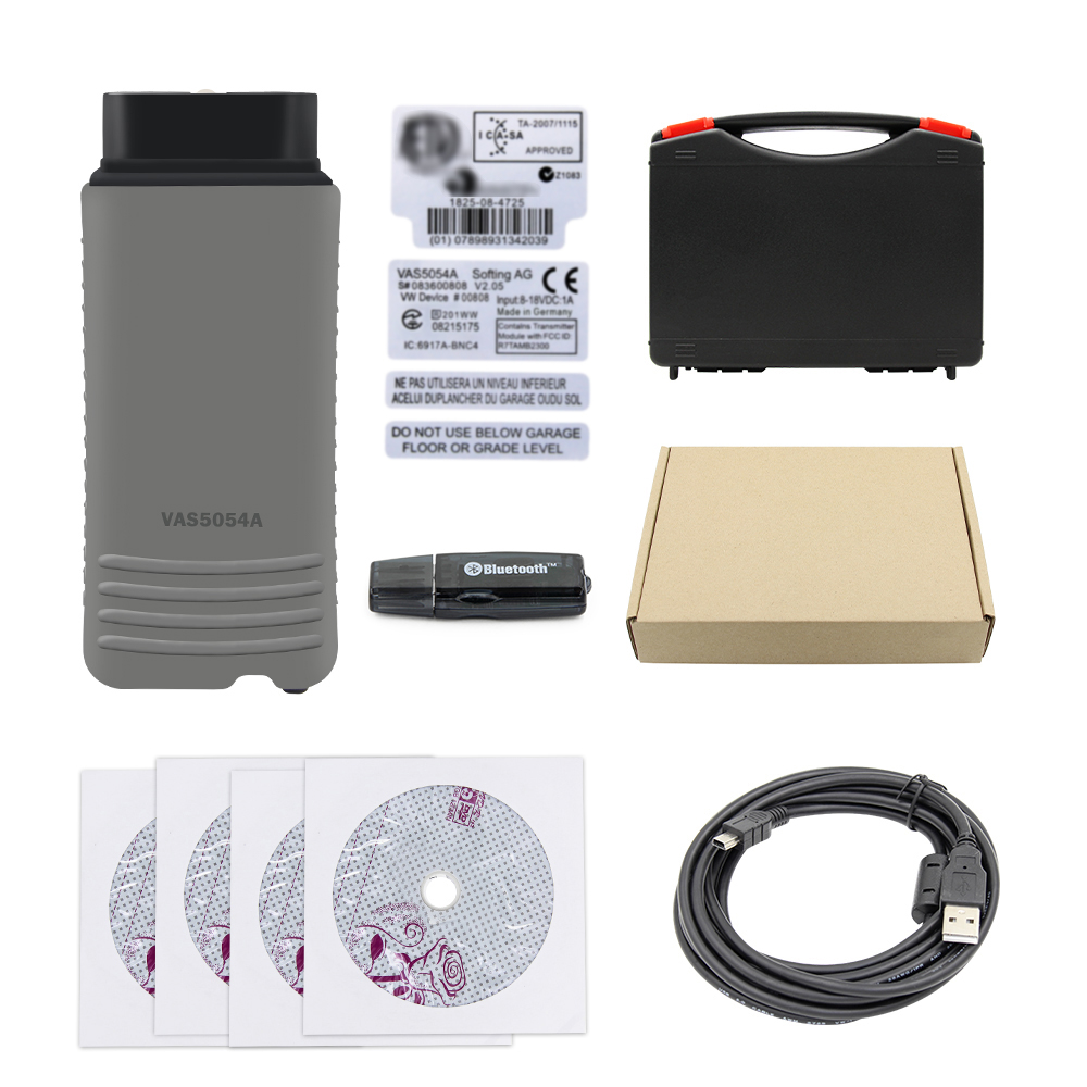 Image 5 - Original VAS 5054A ODIS V4.4.10 Full M6636 OKI Chip VAS5054A ODIS 4.3.3 AMB2300 for UDS Protocols OBD OBD2 Diagnostic Tool-in Code Readers & Scan Tools from Automobiles & Motorcycles