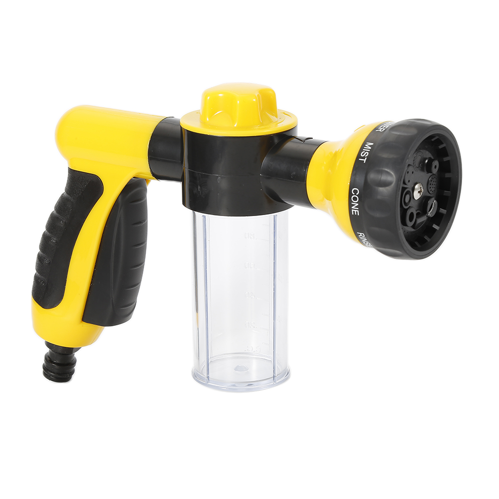 Multi-Purpose Hose Sprayer Nozzle