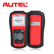 100 Original Autel AutoLink AL519 OBDII EOBD CAN Scan Tool Support Online Update free shipping