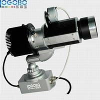 Venta Mejor venta AC110 240V 30 W LED Gobo proyector luz tu nombre o letras en luces