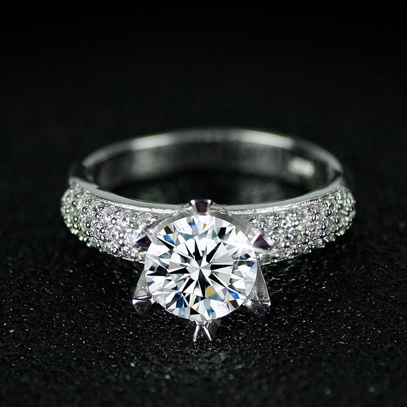 Αρχική 925 Sterling Silver Δαχτυλίδι - Κοσμήματα μόδας - Φωτογραφία 5