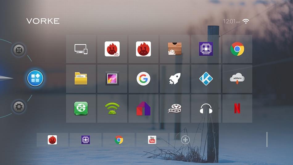 VORKE Z6 Plus KODI 17.4 Android 7.1.2 Smart TV BOX VORKE Z6 Plus KODI 17.4 Android 7.1.2 Smart TV BOX HTB11Yp0k3MPMeJjy1Xbq6AwxVXaq
