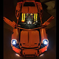 Led Building Blocks Kit Light up kit for TECHNIC Porsche 911 GT3 RS 42056 Compatible with Lego Lepin 20001
