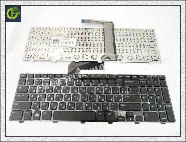 Русская Клавиатура для Dell Inspiron 15R N5110 M5110 N 5110 0NKR2C 90.4IE07.C0R MP-10K73SU-442 NSK-DY0SW 0R M511R RU Черный