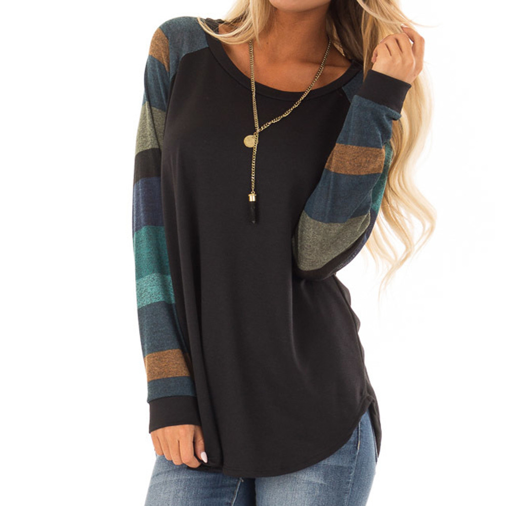 Womens Tops and Blouses Autumn...