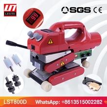 ФОТО hdpe welding machine lesite lst800 for landfill, pond, pool