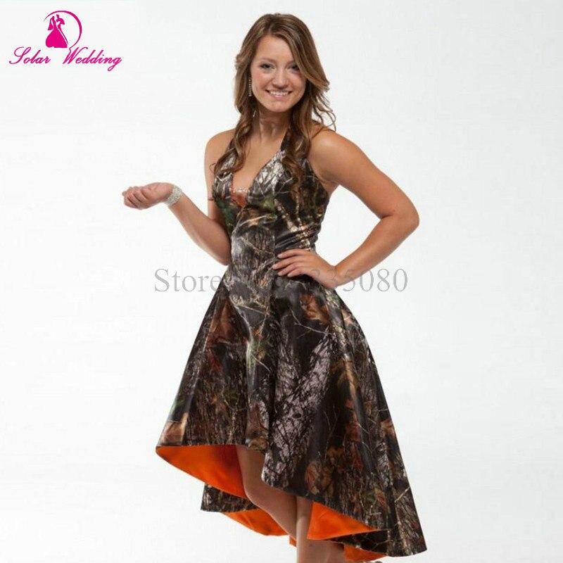 Long Camo Prom Dresses - Vosoi.com