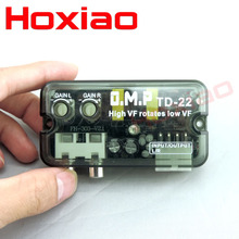 Converter Car-Radio Low-Audio Universal 12V Android DVD Rca-Line Impedance High-To Use-For