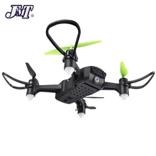 JMT MINI 671W Altitude Hold FPV Drone 30W HD WIFI Camera 4-axle Headless Mode RC Helicopter Quadcopter