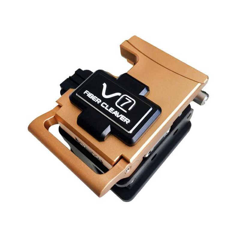Cuchilla de fibra óptica INNO V7 de Corea del Sur, V7 FTTX FTTH, cuchilla de fibra óptica utilizada en empalmador de fusión de fibra con 48000 de cuchilla de fibra