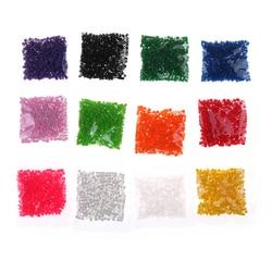 500 stücke 2,6mm Kinder Spaß Handwerk DIY Handmaking Sicherung Wulst Multicolor Kreative Intelligenz Pädagogisches Spielzeug EVA Hama/Perler perlen Spielzeug