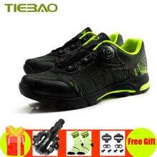 Мужская и женская обувь для велоспорта tiebao спортивная езды