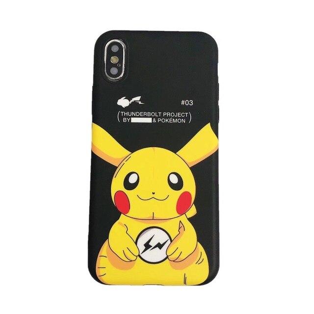 pikachu iphone 6 case