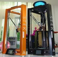 STEK Steyr Новый Delta цельнометаллический (алюминиевый сплав) kossel 3D принтер