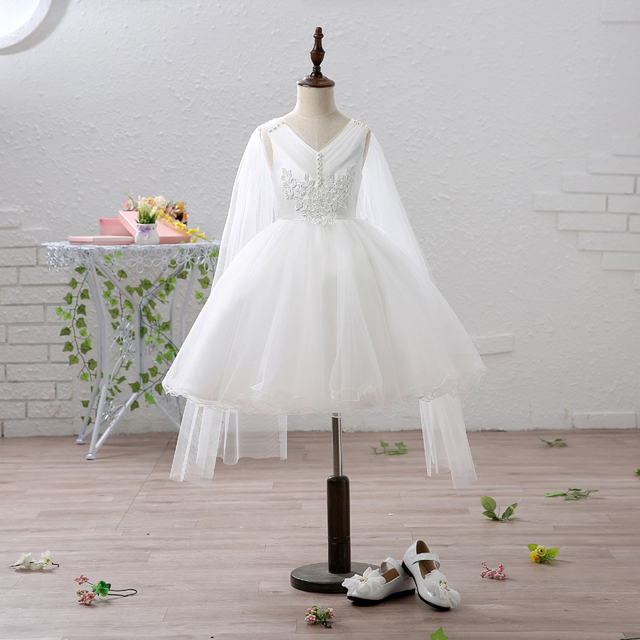 Robe de mariee pour les petites filles