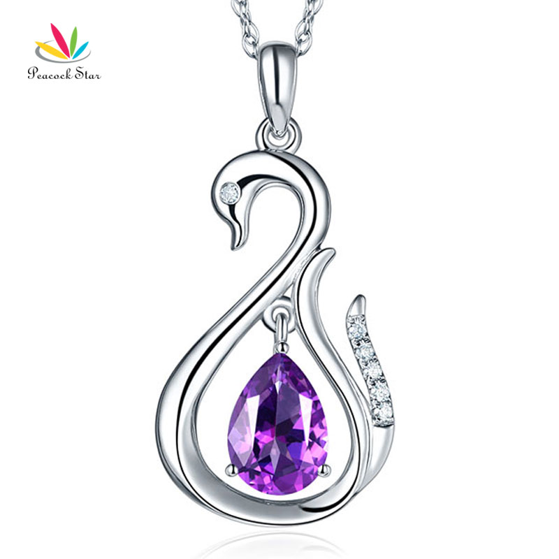 necklace silver purple pendant with en mv to kay heart hover amethyst kaystore zm diamond zoom accent sterling
