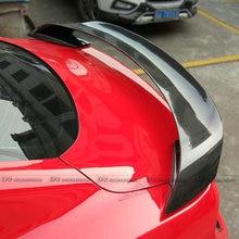 Acessórios do carro De Fibra De Carbono Spoiler Traseiro Do Carro-styling Car Kit Body Kit Para 2015 Mustang GT350R