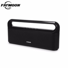 FATMOON Portable Bluetooth Speaker Wireless outdoor speakers radio fm mp3 player handsfree pc speaker For xiaomi smart phone