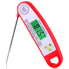 Food Cooking Thermometer Fast Read Electronic Waterproof Meat Candy with Long Probe for Kitchen Hot Sale