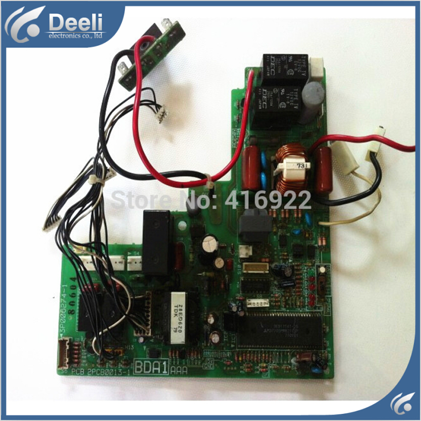 95% new good working for Air conditioning computer board 3P006274-1 2PCB0013-1 motherboard control board on sale 95% new good working for daikin air conditioning ry125dqy3c motherboard computer board ec0435 5 horses outside board on sale
