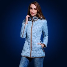 Тонкие бедра тепловой толстые женщины пальто весна осень и зима куртка с капюшоном Европа и Россия плюс размер 46-56 VLC-V112