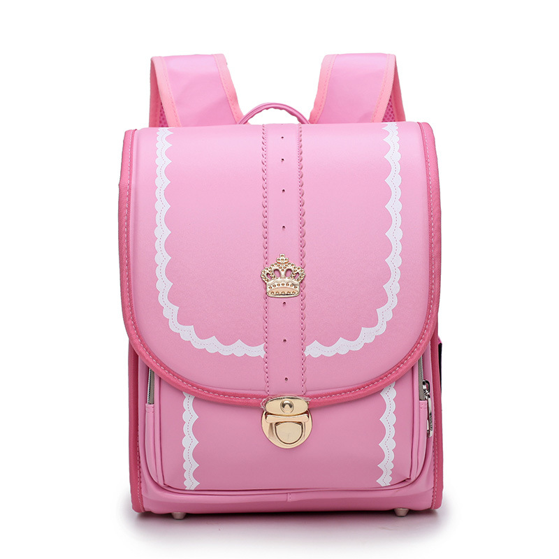 New Fashion School Bags for Child Boy Luxury Brand Children Backpack Japanese Style Girl Student Kids Large Primary Schoolbag new style school bags for boys