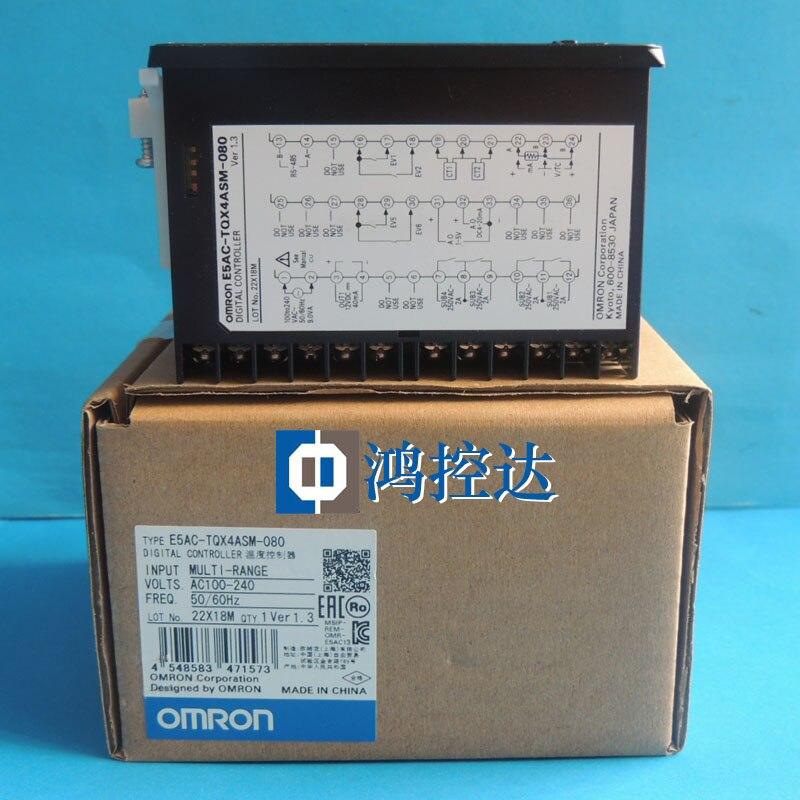 Thermostat E5AC-TQX4ASM-080 Temperature Controller