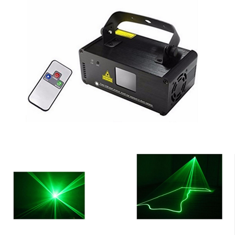 Good quality Remote 50mw Green Laser Projector Professional Stage Lighting Effect DMX 512 Scanner DJ Disco Party Show Lights remote dmx 512 violet laser stage lighting scanner dj projector party show light effect projector illumination fantastic disco