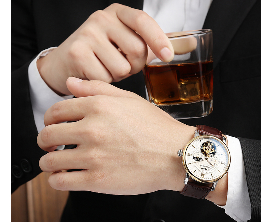 wristwatch mens automatic