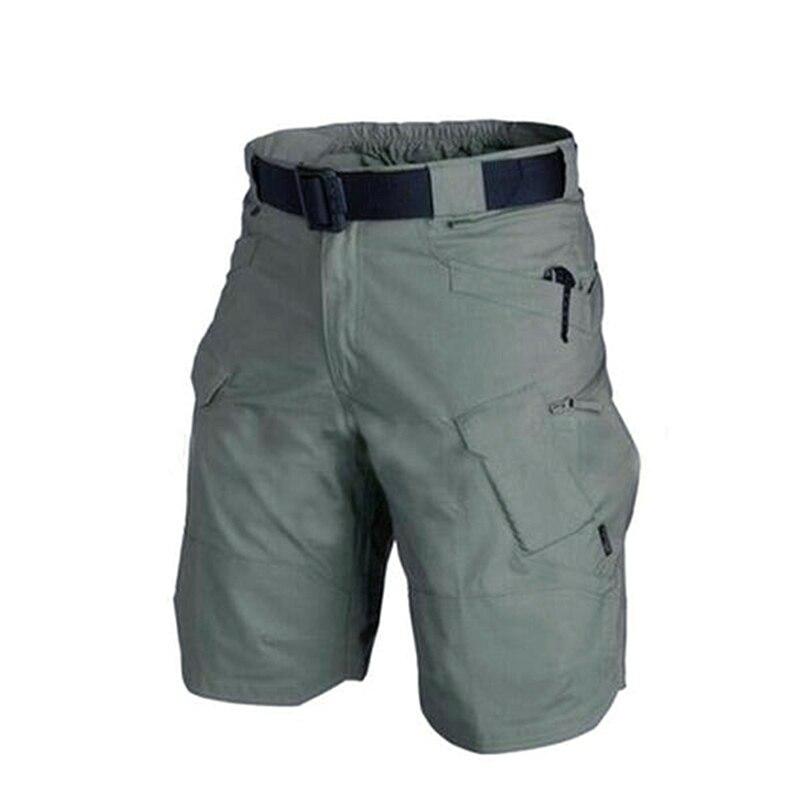 Men's Urban Military Cargo Shorts Cotton Outdoor Camo Short Pants FI-19ING
